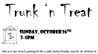 Trunk 'n Treat