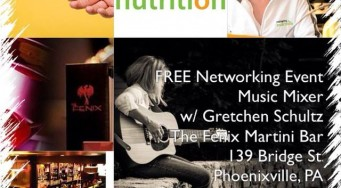 Music and Mingle Mixer at The Fenix