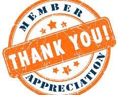 Membership Appreciation Event!
