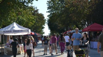 Phoenixville Food Festival – October 2015