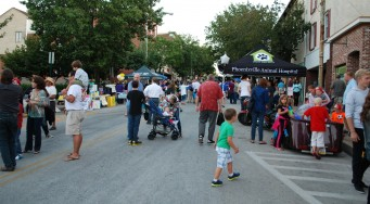 Phoenixville First Friday! – August 2015