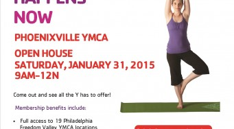 Phoenixville YMCA Open House