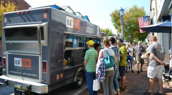 Phoenixville Food Festival – May 2015