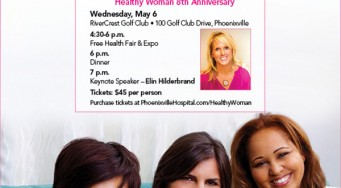 Healthy Woman 8th Anniversary Event