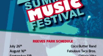 2015 Phoenixville Federal Summer Music Festival – Chico's Vibe