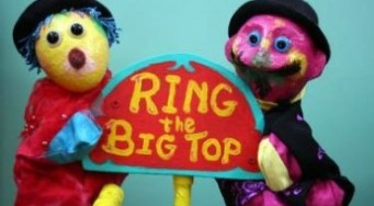 Young Audiences Summer Series at The Colonial – Segal Puppet Theatre & Co. Silly Sideshow Circus