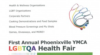 First Annual Phoenixville YMCA LGBTQA Health Fair
