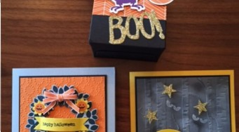 Halloween Craft Class for Adults